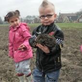 Project 'Dit zijn wij van klei' - Woldendorp april 2012